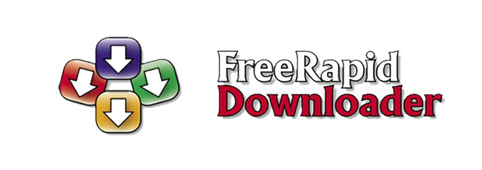 free rapid downloader logo