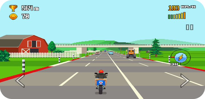 Retro Highway