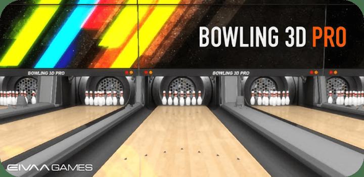 Bowling 3D Pro