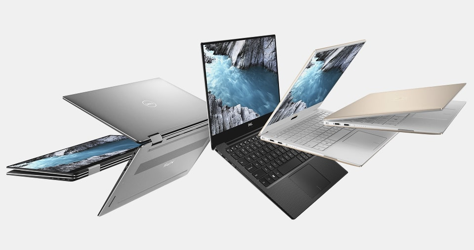 different laptop manufacturers on battery