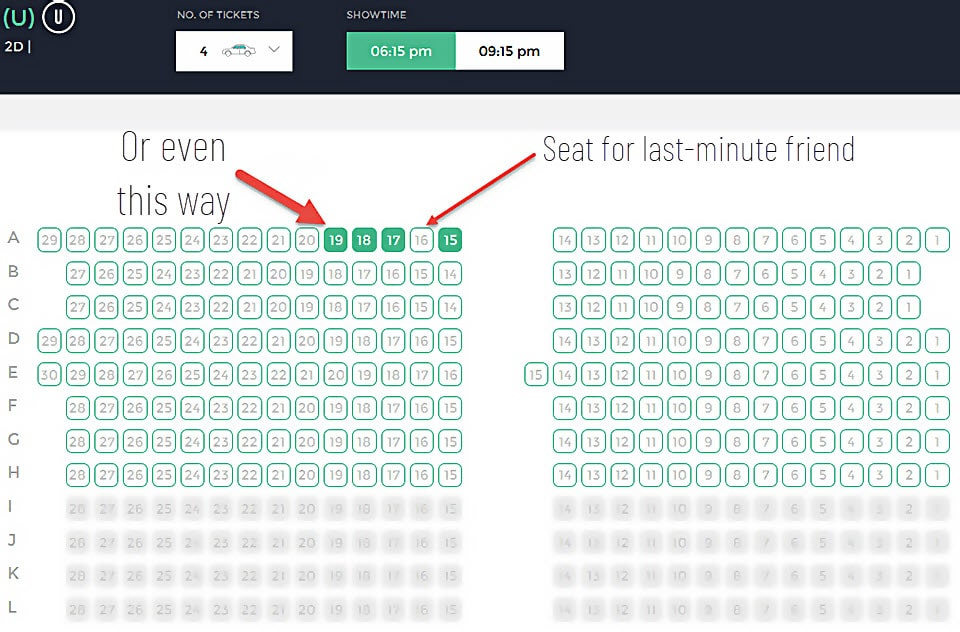 another smart tickets booking way